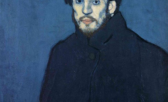 Self Portrait of Picasso | Painted by Pablo Picasso | 25 Most Expensive Paintings in the World