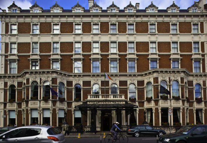 Shelbourne Hotel - Ireland | 25 Most Haunted Hotels of the World