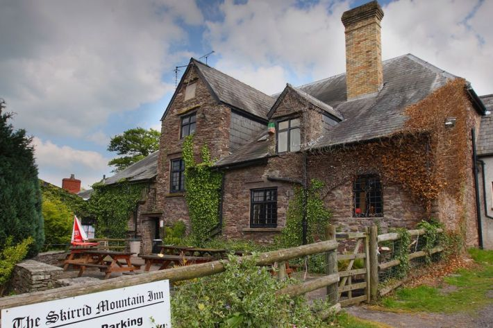 Skirrid Mountain Inn - Wales | 25 Most Haunted Hotels of the World
