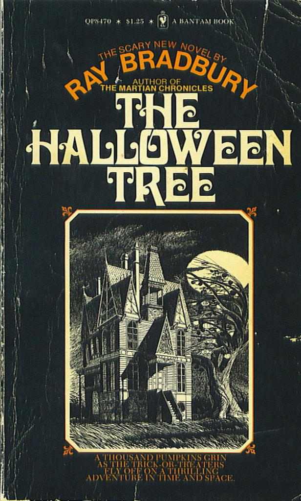 The Halloween Tree by Ray Bradbury | 25 Scary Books That Will Keep You Up All Night Awake