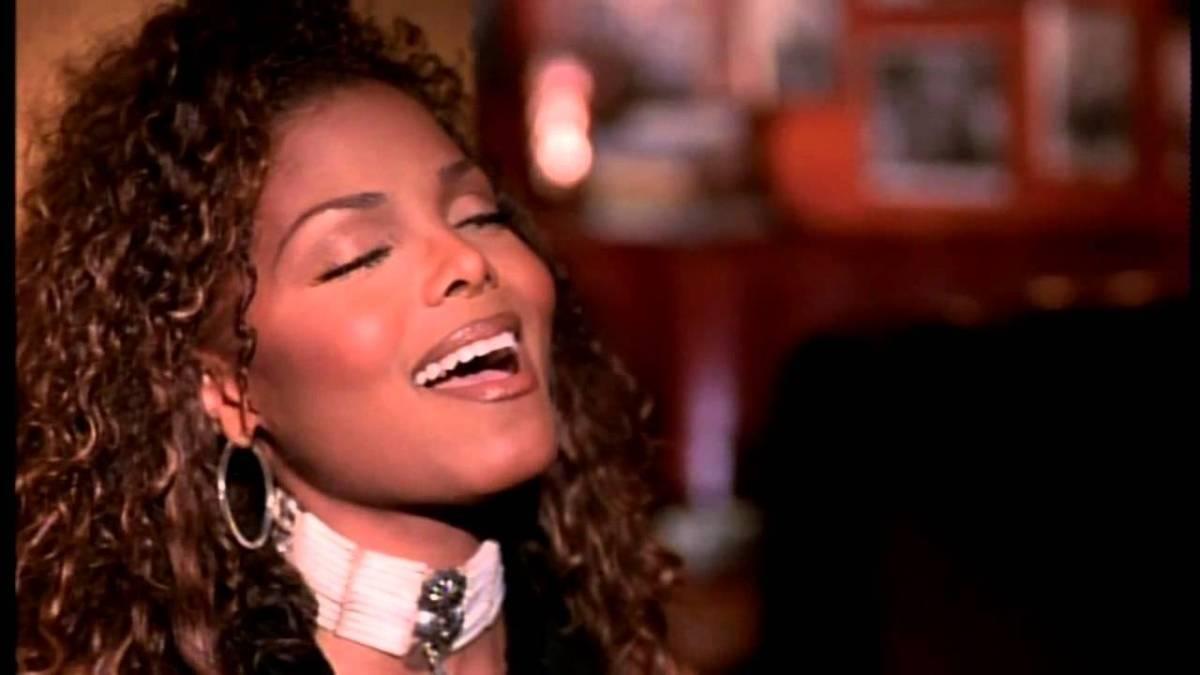 """Janet Jackson """"That's the way Love Goes"""" Video Thumbnail"""