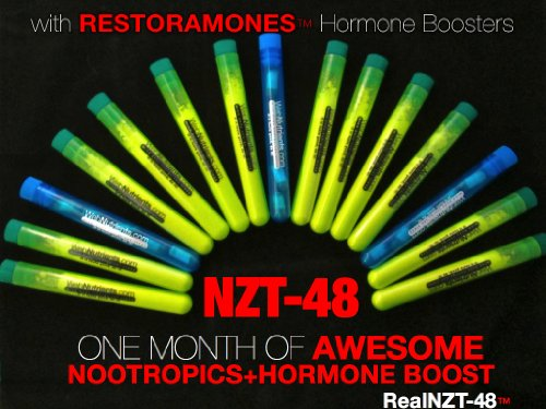 Limitless-NZT-48-Restoramones-16-20-Doses-Powerful-Nootropic-Experiential-Brain-Nutrients-with-a-Boost-of-Neurosteroids-0
