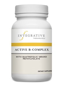 Integrative Therapeutics- Active B-complex 60 Veg Caps (Pack of 2)