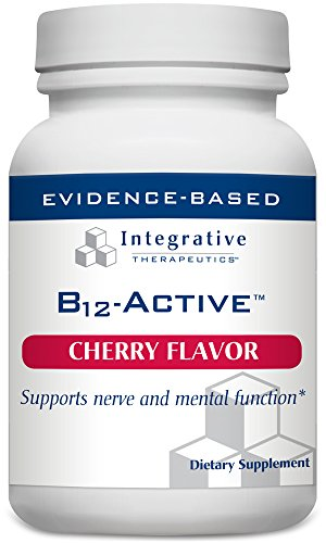 Integrative Therapeutics – B12-ActiveTM – 30 tabs (Premium Packaging)