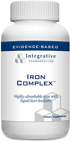 Integrative Therapeutics – Iron ComplexTM – 90 softgels (Premium Packaging)