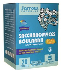 Saccharomyces Boulardii Jarrow Formulas 20 Packet
