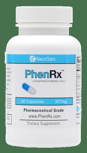 NexGen BioLabs PhenRx 60 Capsules