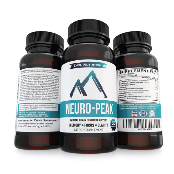 Neuro Peak Reviews – The Key to Better Memory and Focus
