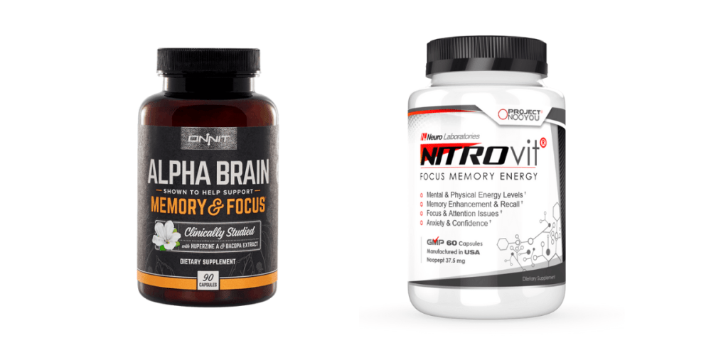 nitrovit vs alpha brain