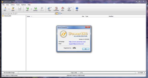 PowerISO V8 Crack Full Version License Key/Code 2021