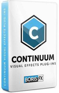 Boris FX Continuum Complete v14.0.3.875 Crack Free Download 2021