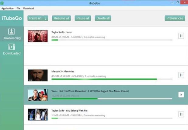 iTubeGo YouTube Downloader 4.3.5 Crack + License Key Download 2021