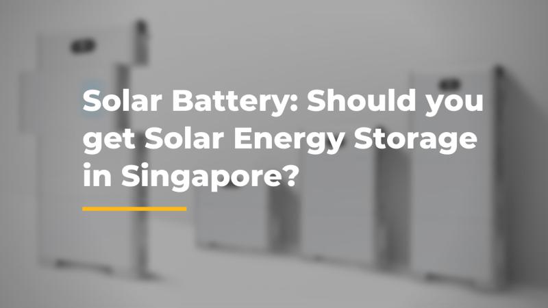 solar battery singapore solar ai