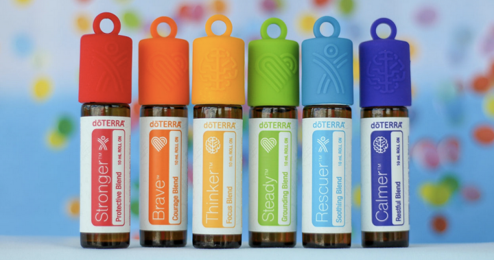 doTERRA kids kit  – Not just for the little ones