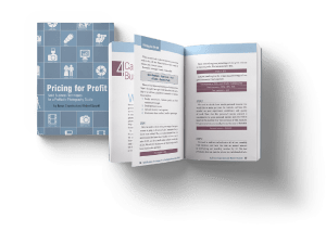 Pricing For Profit Book Mock-up