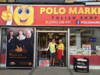 Polo Market team photo