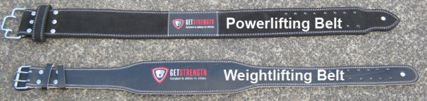 Weightlifting and Powerlifting Belt