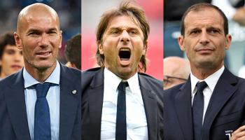 【僕らはみんなハゲている】アッレグリ、FIFA最優秀監督賞最終候補3名に選出
