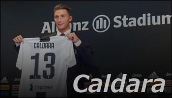 【速攻で愛称も決めたよ】「カルダーラ選手、正式加入していました」のお知らせ。