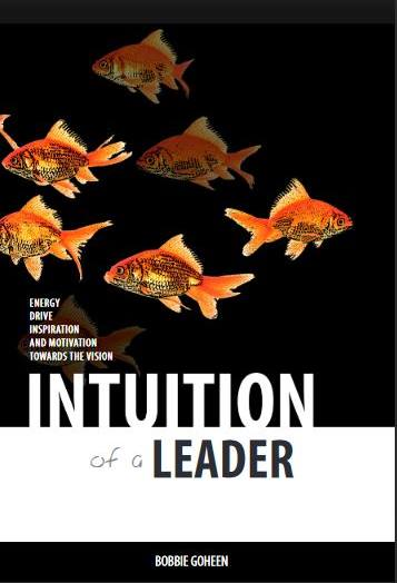 Bookcover Intuition of a Leader by Bobbie Goheen