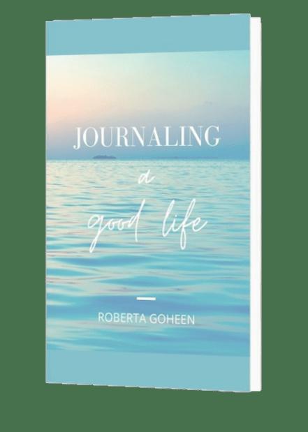 Journaling a Good Life planner