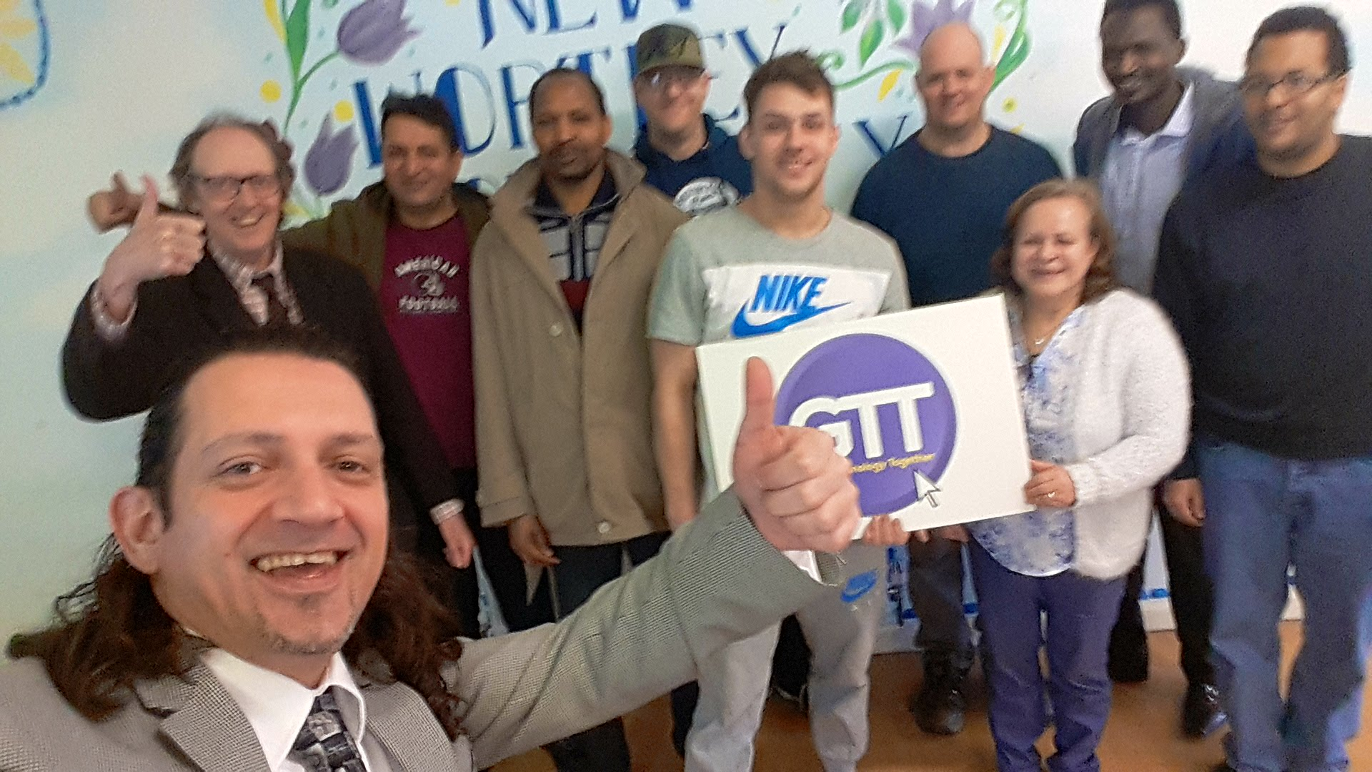 Another Very Successful Gtt Metal Bashers March Get Technology Together