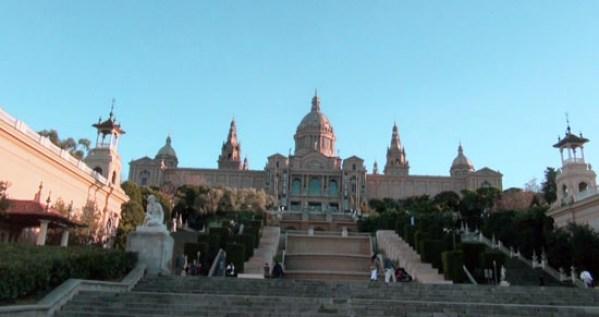 Catalunya national gallery