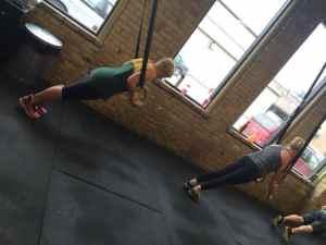 Sweat with Jess Recap