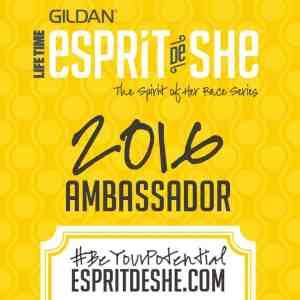 I am a Gildan Esprit de She Ambassador!!