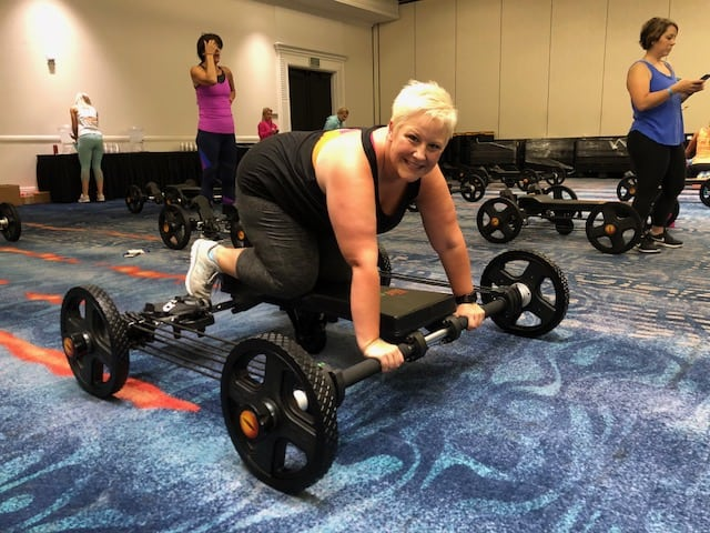 BlogFest and Frog Fitness