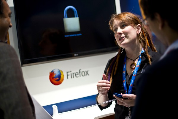 update firefox