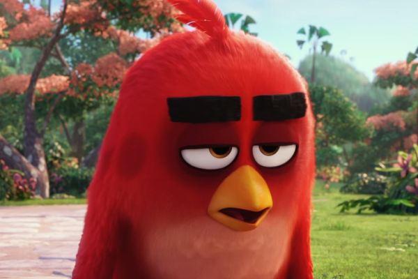 angry birds movie trailer