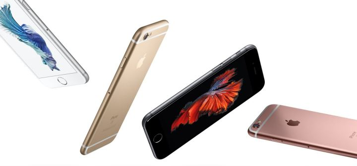 iphone 6 and 6s Plus sales