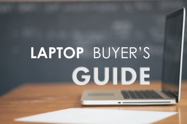Laptop buyers guide