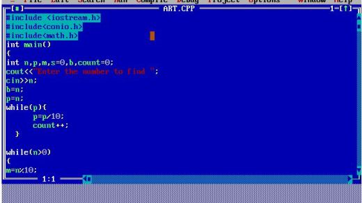 Stop using Turbo C++: It is stupid