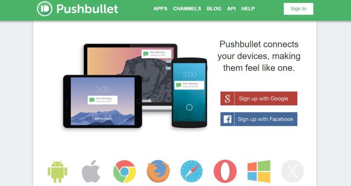 5 coolest chrome extensions - pushbullet