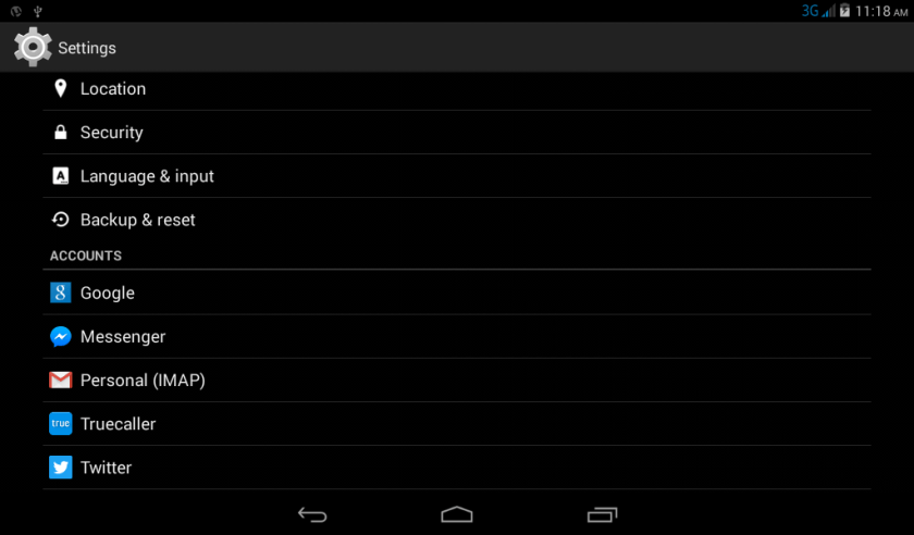 encrypt android tablet