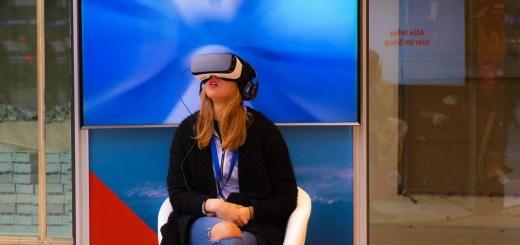 virtual reality use