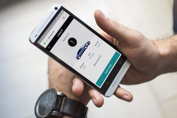 how to call uber without app