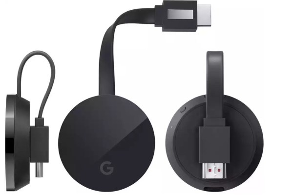 chromecast ultra 4k leaked