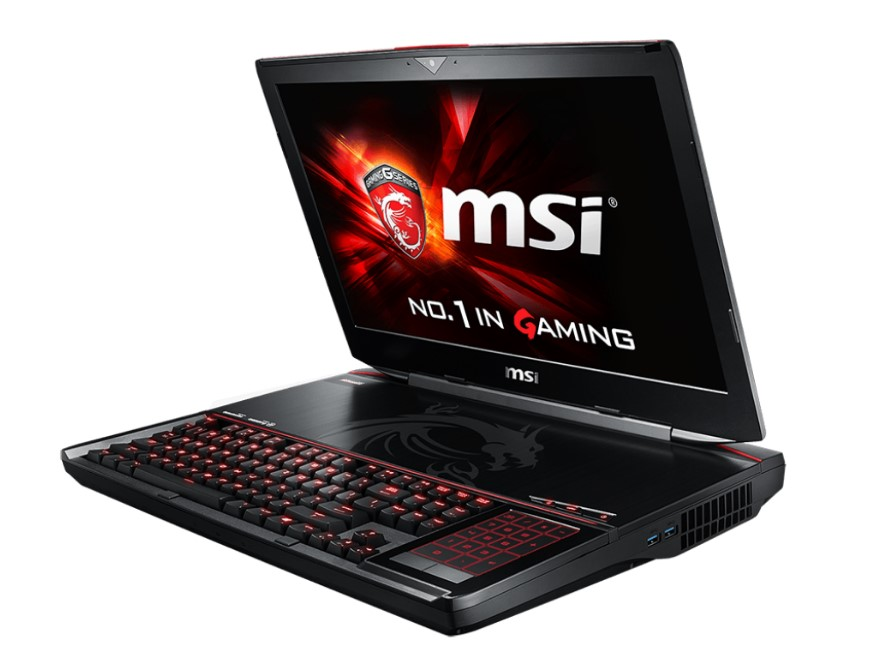 MSI GT80 had a Mechanical Keyboard, but it was more of a Portable Desktop than a  Gaming Laptop