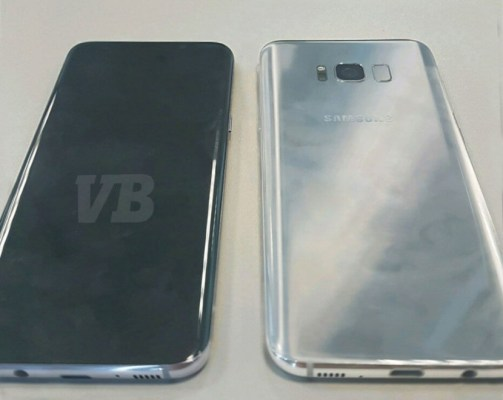 Samsung's plus-sized Galaxy S8 will pack a huge 6.2-inch display