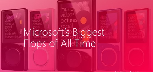 biggest Microsoft flops
