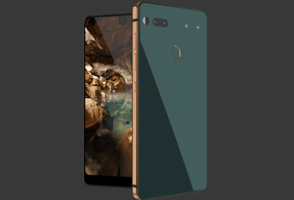 Android's Papa Promises His Essential Phone Will Be Ready in Few Weeks