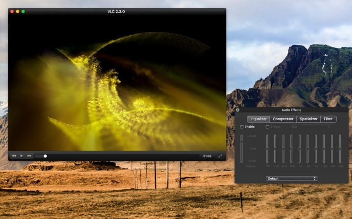 VLC is one of the best Video Players for Mac