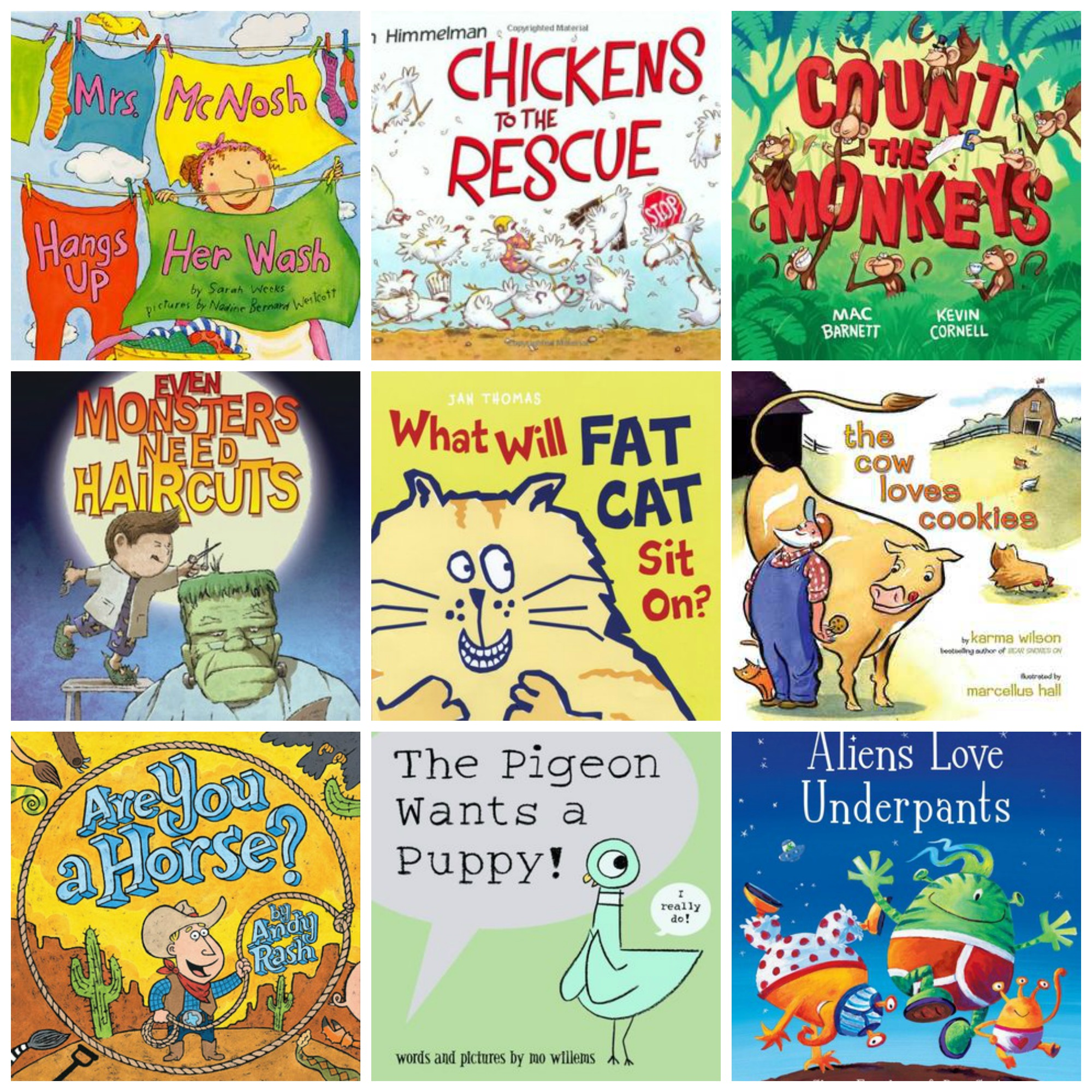 Funny Read Alouds For Preschoolers