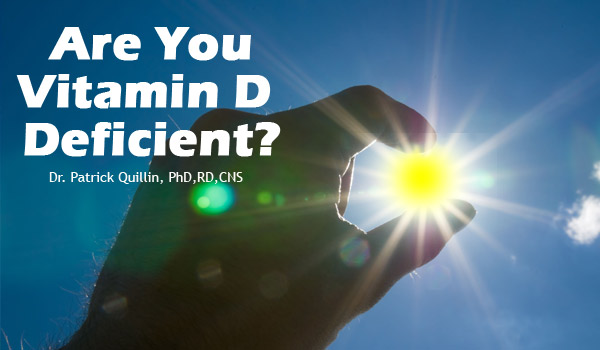 Getting Healthier with Vitamin D