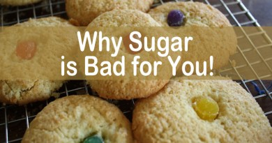 why-sugar-is-bad-for-you Getting Healthier