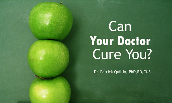 Can Your Doctor Cure You