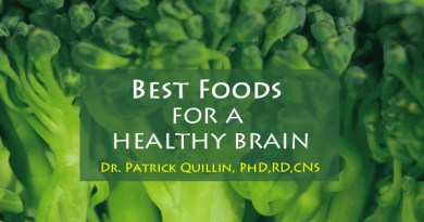 Best Foods For a Healthy Brain